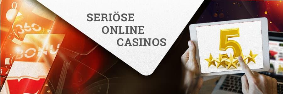 Seriose Online Casino